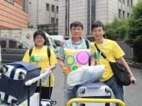 2019AArt 志愿者布展筹备